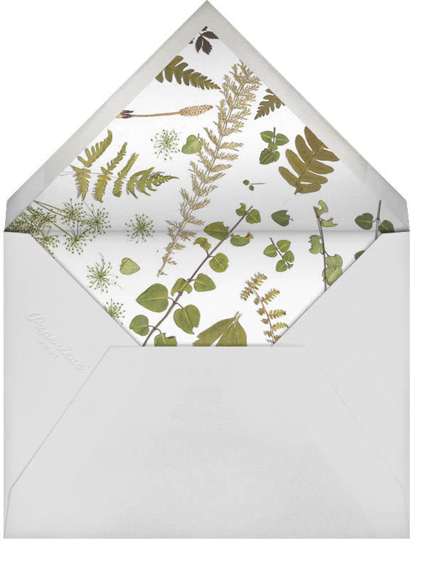 Boyceau - Paperless Post - Party save the dates - envelope back