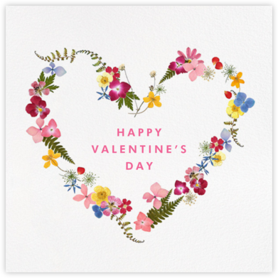 Love Is in Bloom - Paperless Post - Valentine's Day Cards