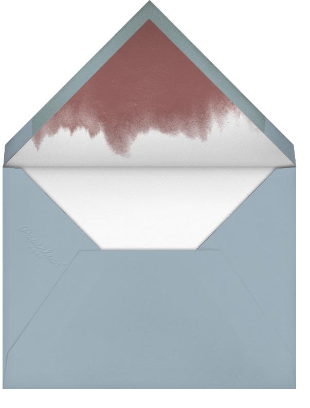 Dip Dye - Midnight - Paperless Post - Envelope