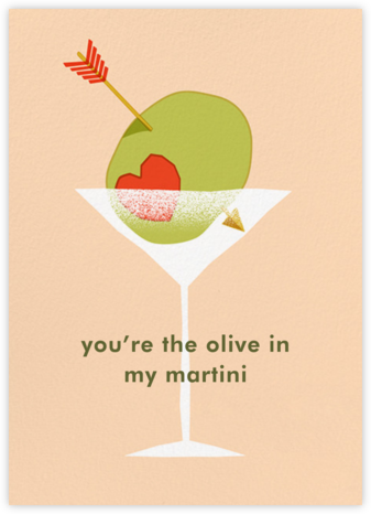 Olive My Love - Paperless Post - Valentine's Day Cards