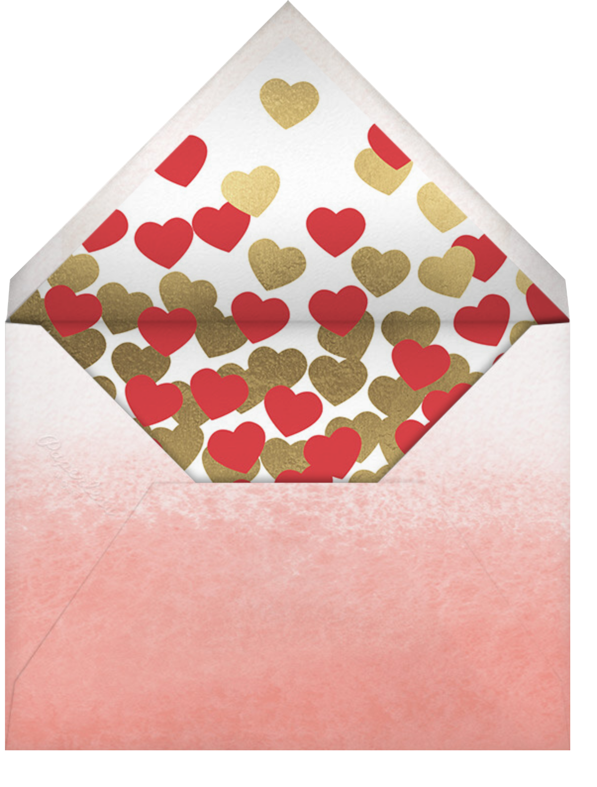 Fill in the Blanks - Paperless Post - Valentine's Day - envelope back