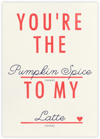 Fill in the Blanks - Paperless Post - Valentine's Day Cards