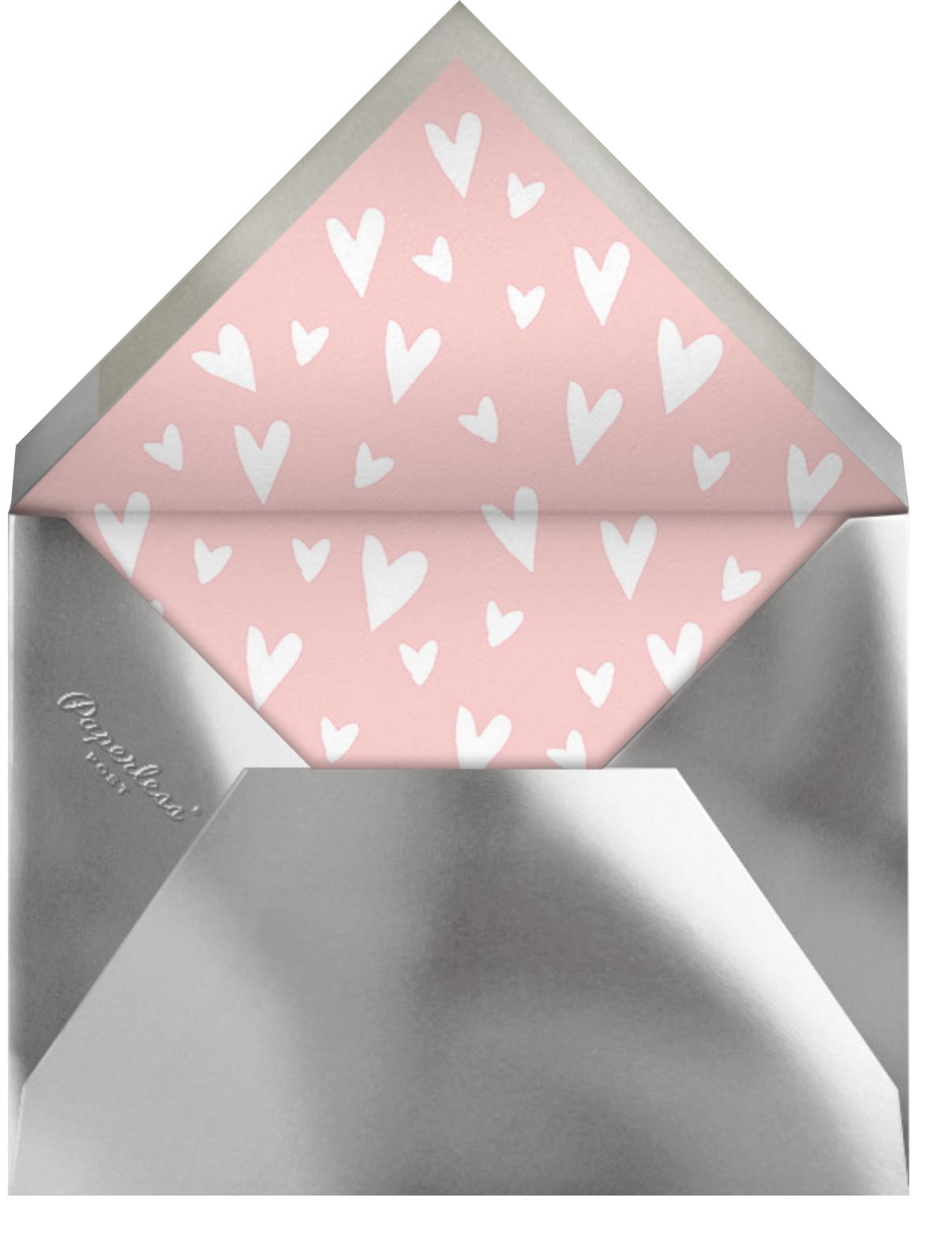 Season for Loving - Paperless Post - Valentine's Day - envelope back