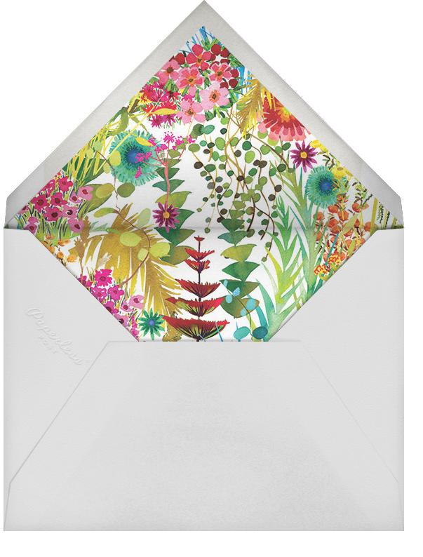 Tresco (Invitation) - Liberty - Bridal shower - envelope back