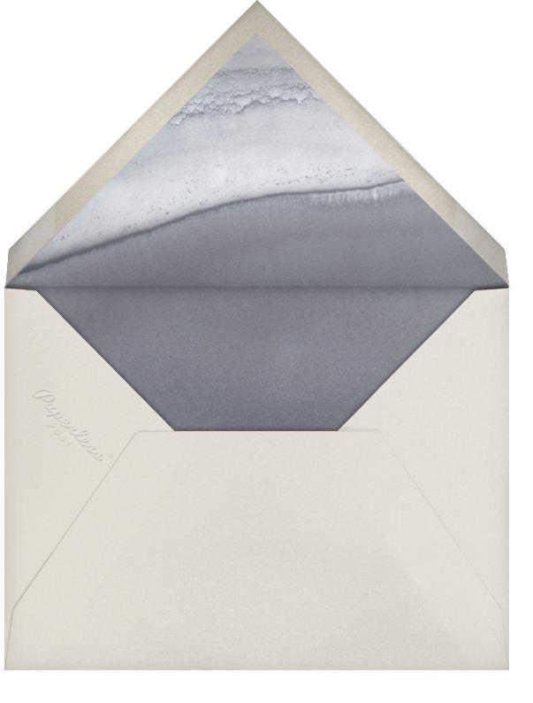 Aniline (Invitation) - Navy/White - Paperless Post - All - envelope back
