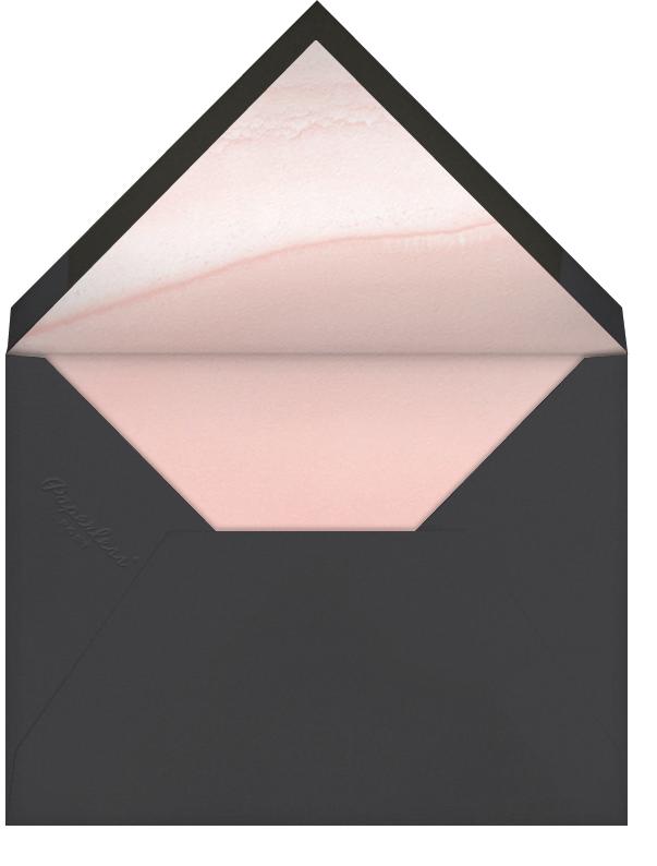 Aniline (Invitation) - White/Blossom - Paperless Post - All - envelope back