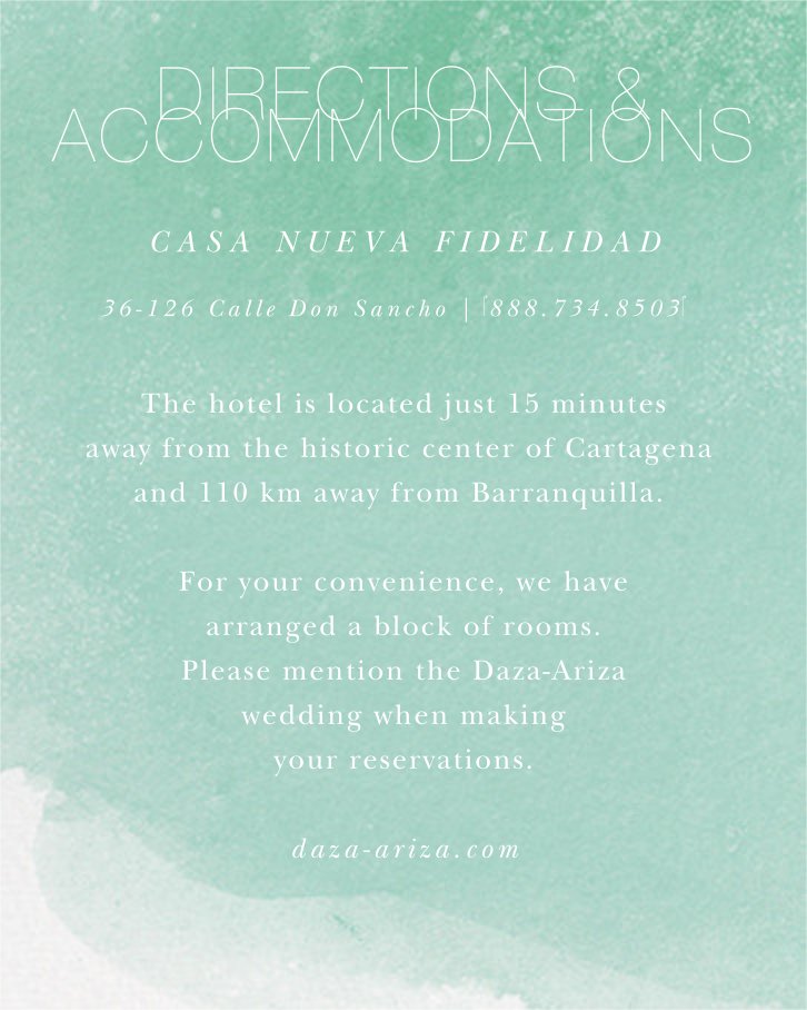 Chalcedony (Invitation) - Mint - Paperless Post - All - insert front