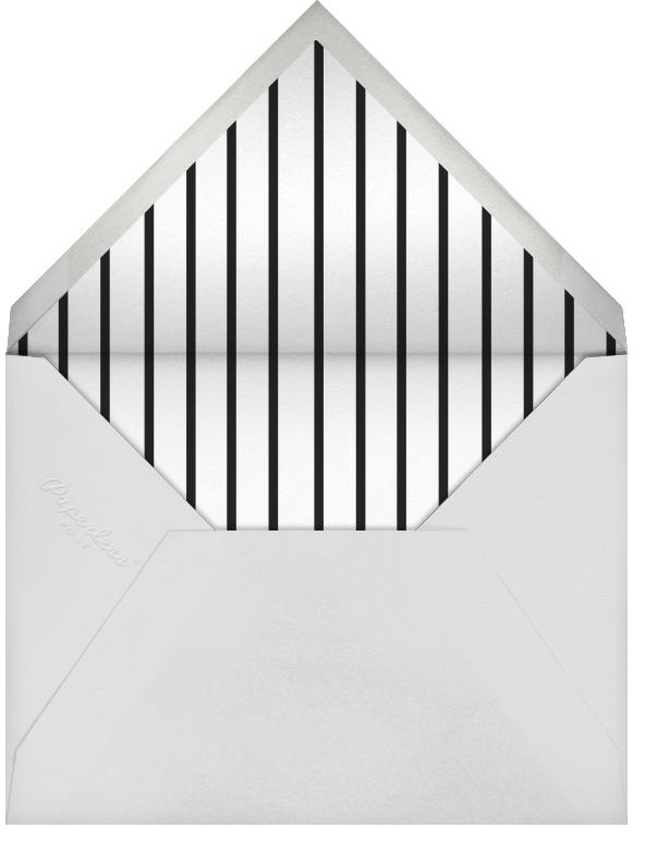Underscore (Photo) - Gold - Paperless Post - Graduation party - envelope back