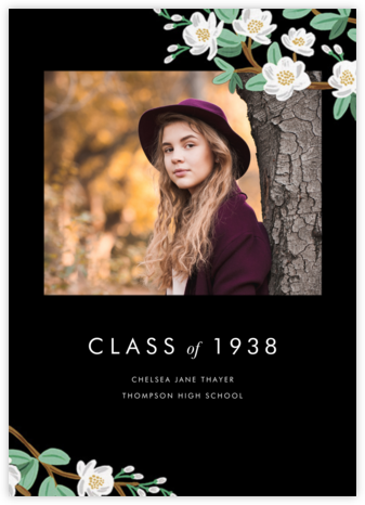 Tea Tree (Photo) - Rifle Paper Co. - Graduation announcements