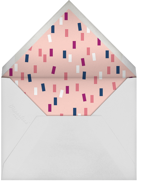 The Big Yay - Multi - Cheree Berry - Engagement party - envelope back