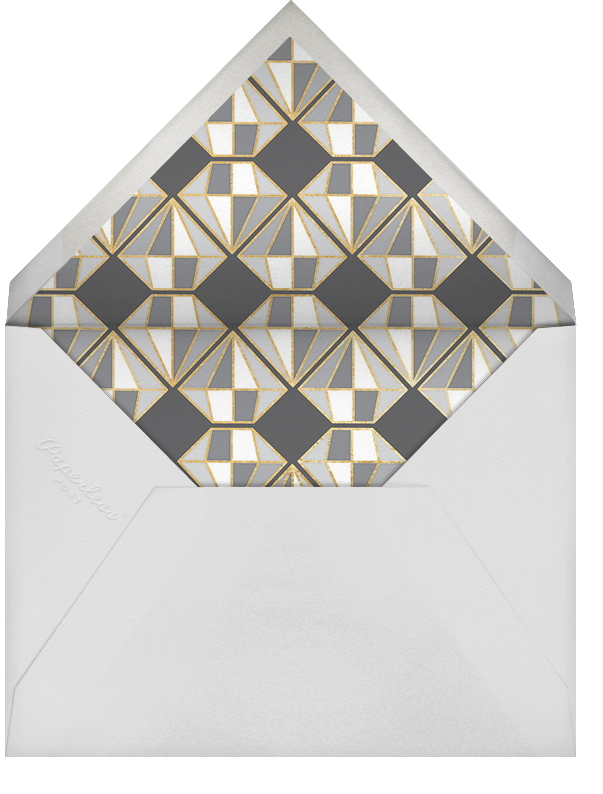 With this Ring - Gold - Cheree Berry - Engagement party - envelope back