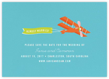 Travelogue - Plane - Cheree Berry - Cheree Berry invitations and cards