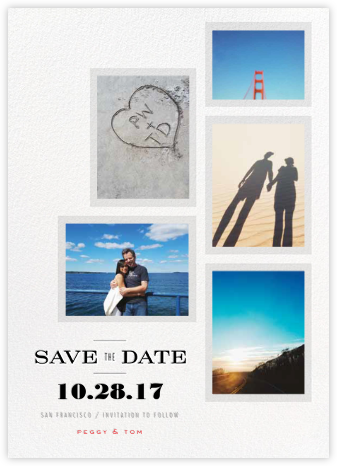 Love Gallery - bluepoolroad - Photo save the dates