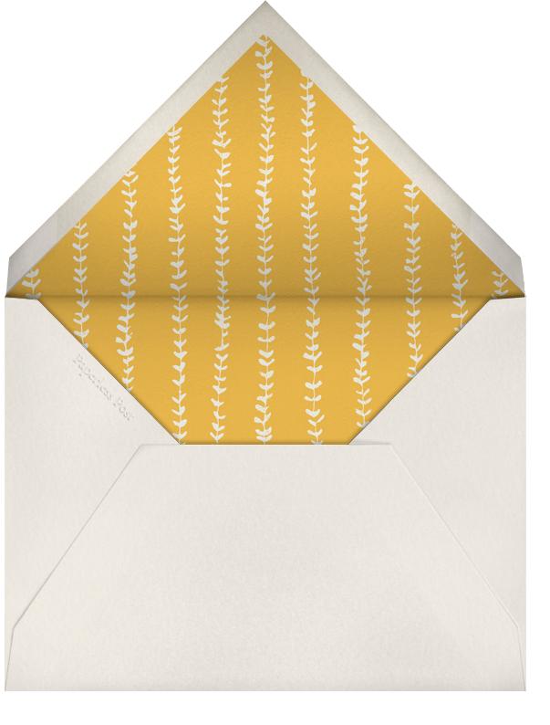 Thankful - Paperless Post - Thanksgiving - envelope back