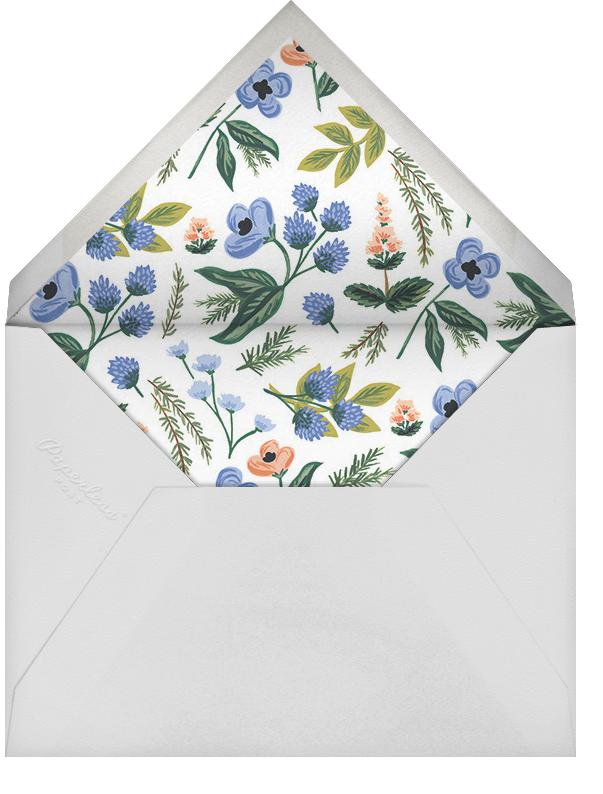 August Herbarium (Invitation) - Rifle Paper Co. - All - envelope back