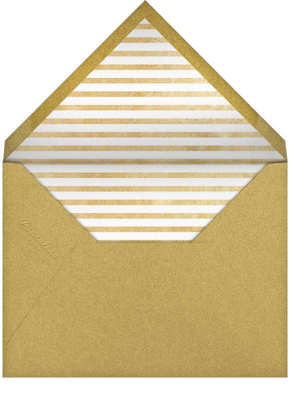 Guiding Star (Photo) - Bright Pink/Millet - Paperless Post - Bat and bar mitzvah - envelope back