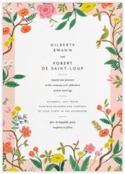 Shanghai Garden (Invitation)