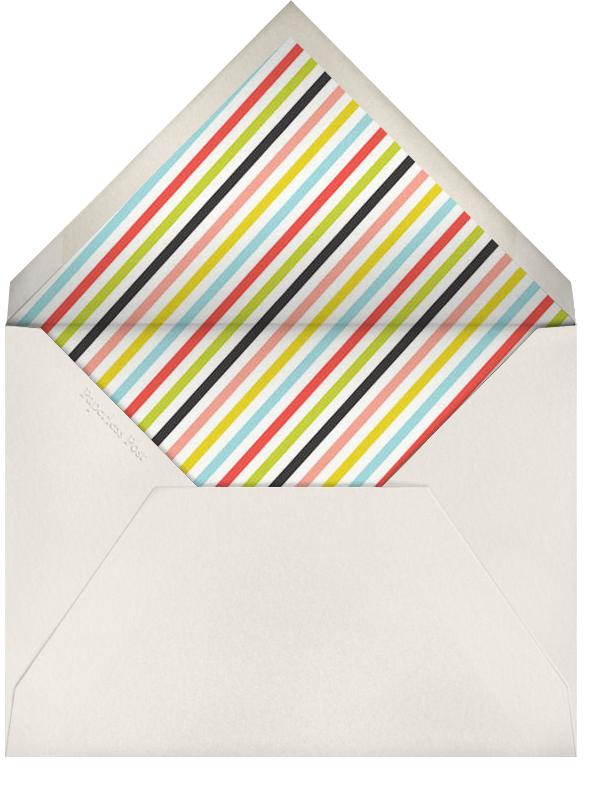 I Love New York - Pink - Mr. Boddington's Studio - Bachelorette party - envelope back