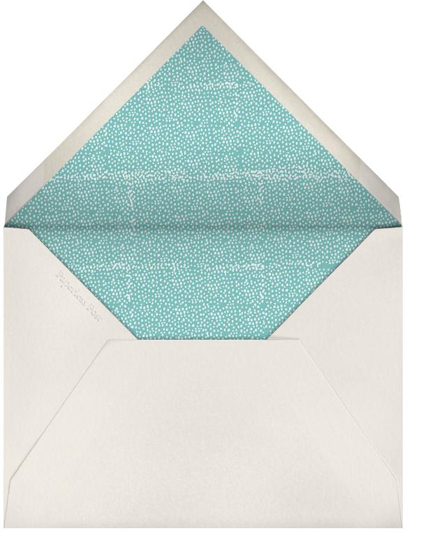 I Love New York - Sri Lanka - Mr. Boddington's Studio - Moving - envelope back