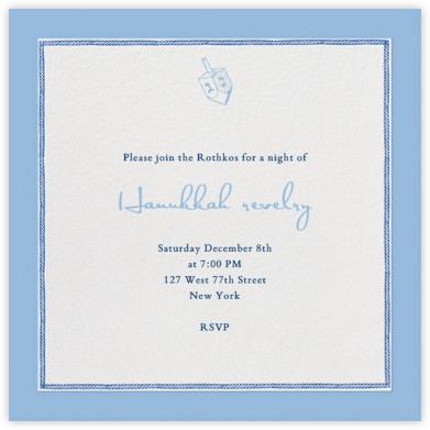 Beswick - Spring Rain and Lapis Lazuli - Paperless Post -