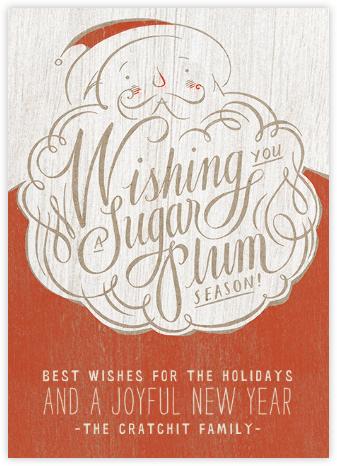 Sugar Plum Season - Paperless Post -