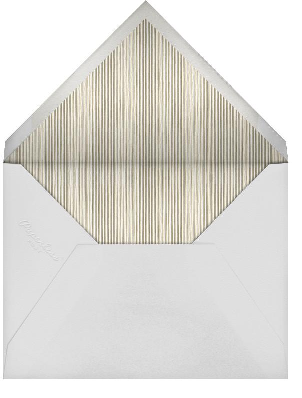 Antler Tangle - Tall - Paperless Post - Envelope