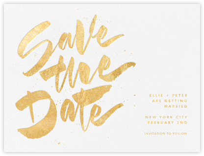 Party Save The Dates  Paperless Post