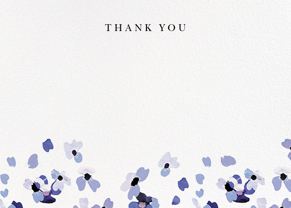 Faial (Stationery) - kate spade new york - Wedding thank you notes