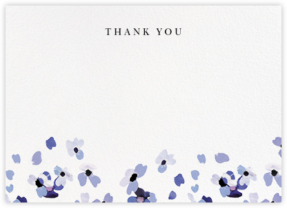 Faial (Stationery) - kate spade new york - Wedding thank you cards