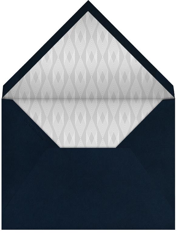 Disco - Paperless Post - Adult birthday - envelope back
