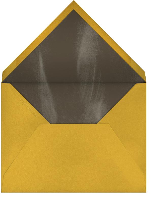 Thanksgiving Food - Paperless Post - Thanksgiving - envelope back