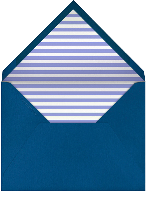 Carnaby - Blue - Paperless Post - Election night - envelope back