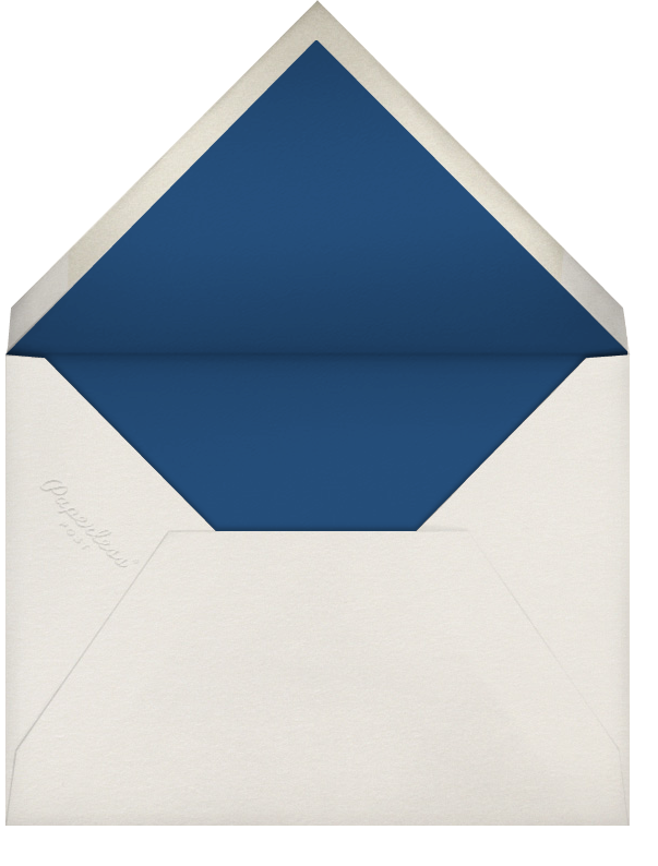 Lanterns - Blue - Paperless Post - Bar and bat mitzvah - envelope back