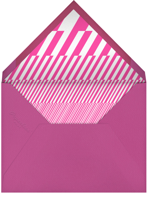Barbie (Square) - Paperless Post - Adult birthday - envelope back