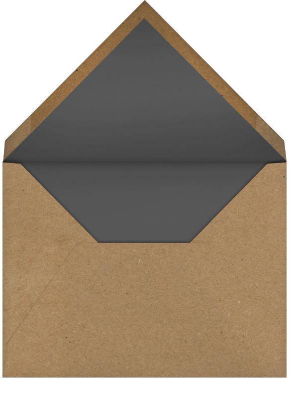 Talbot (Multi-Photo) - Rose Gold - Paperless Post - Envelope