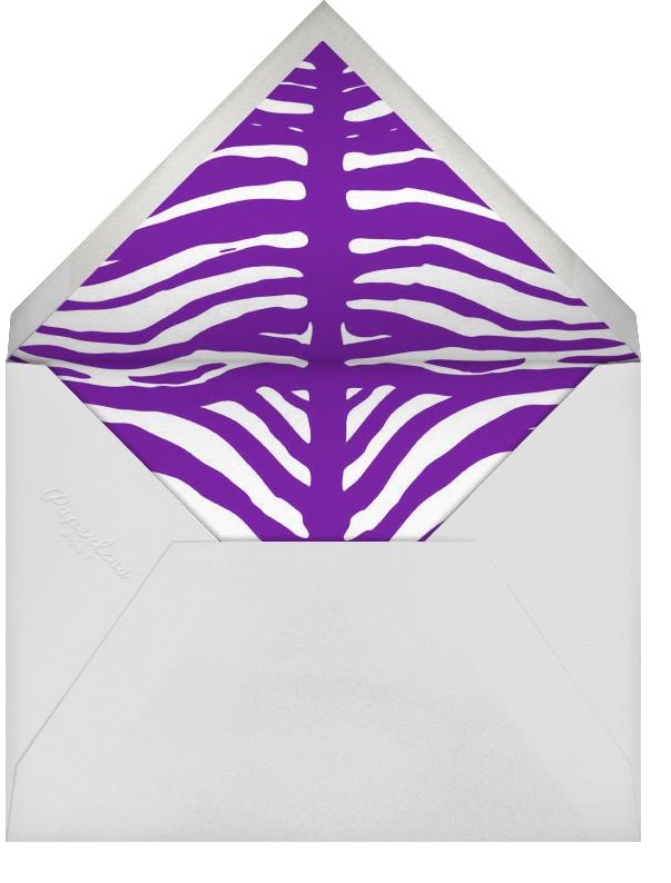 Contorno - Purple - Paperless Post - Adult birthday - envelope back