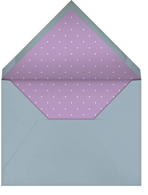 Contorno - Celadon - Paperless Post - Adult birthday - envelope back
