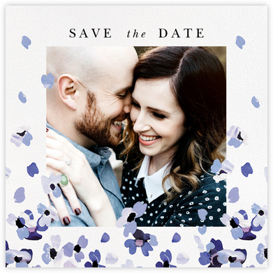 Faial (Photo Save the Date) - kate spade new york - Photo save the dates
