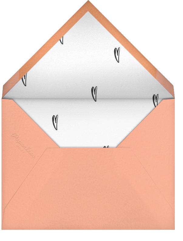 Coeur (Invitation) - Paperless Post - All - envelope back