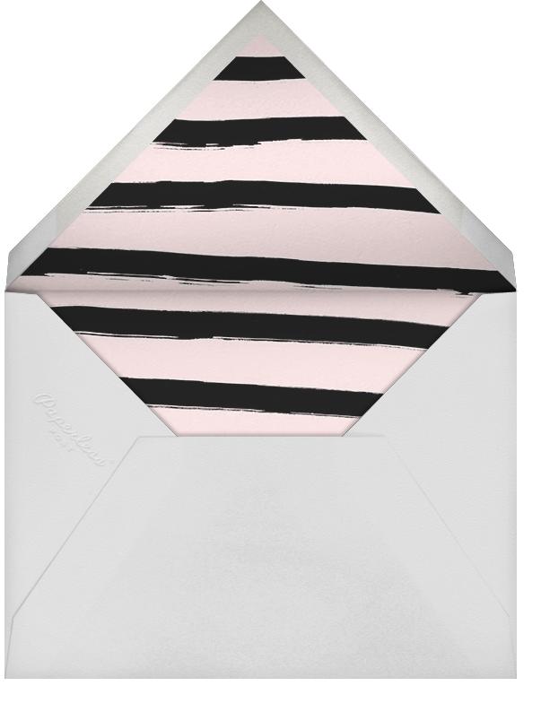 Sundry Strokes - Ashley G - Baby shower - envelope back