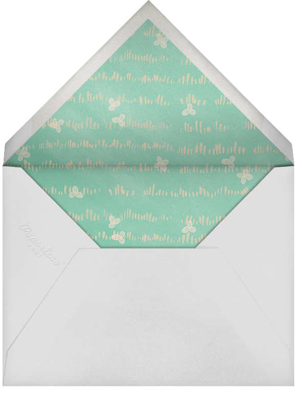 Shellabration - Paperless Post - Baby shower - envelope back