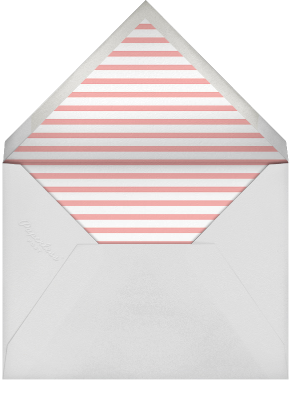 Full-Page Photo (Double-Sided) - Paperless Post - Bat and bar mitzvah - envelope back