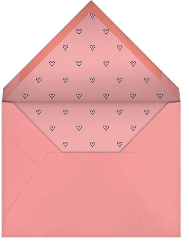 Full-Page Photo (Double-Sided) - Paperless Post - Valentine's Day - envelope back