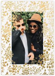 Richmond Park (Photo Invitation) - Gold