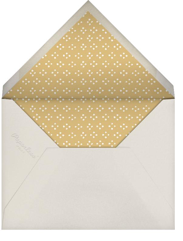 Autumnal Wreath - Paperless Post - Autumn Favorites - envelope back