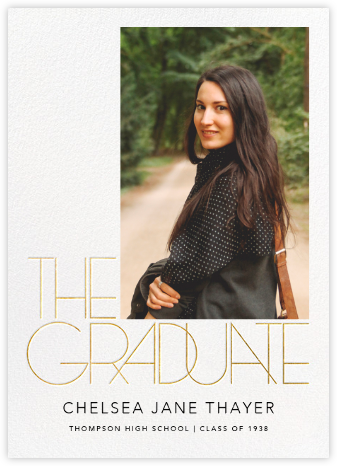 Deco Decree - Paperless Post - Graduation Announcements