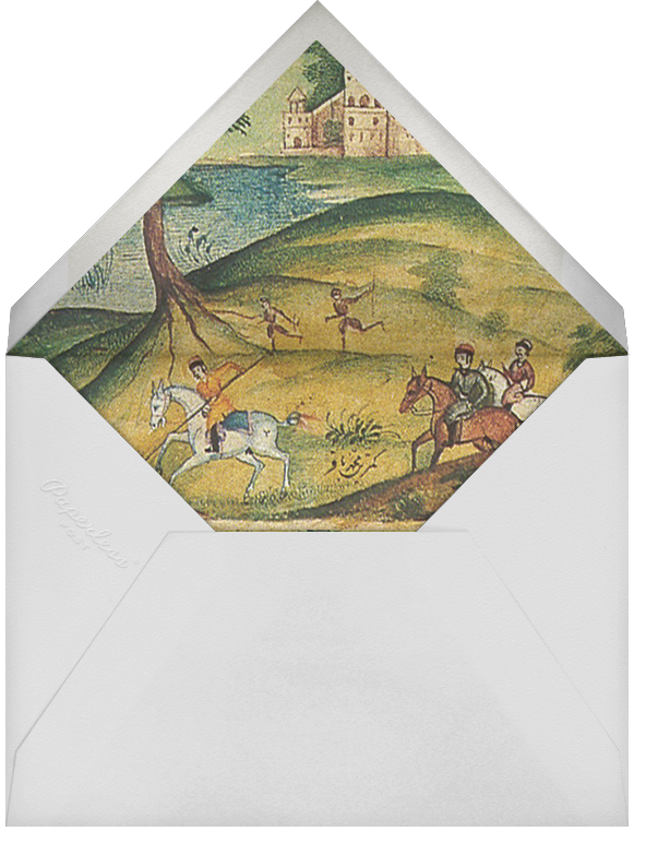 Malatesta - Cabana - General entertaining - envelope back