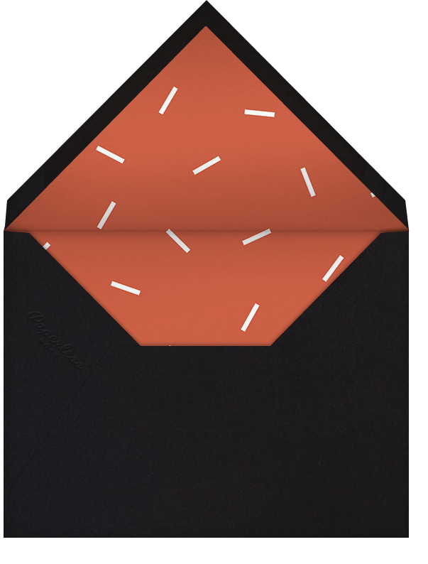 Confection - Gold - Paperless Post - Envelope