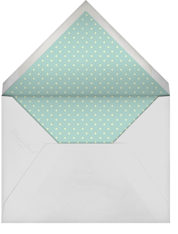 Brunch - Paperless Post - Adult birthday - envelope back