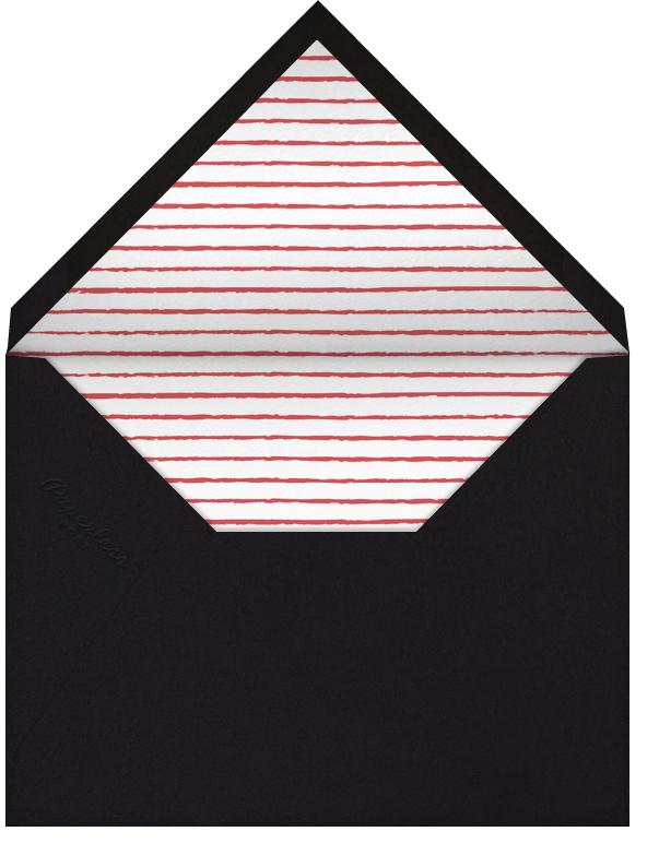 Classic List - Paperless Post - Adult birthday - envelope back
